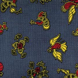 Wax print fabric - Berta x 10cm