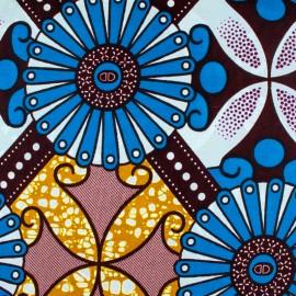 Tissu Wax Lopit x 10cm