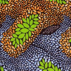 Tissu Wax Oromo x 10cm