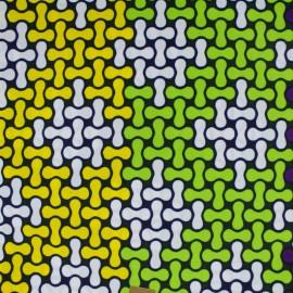 Wax print fabric - Lokoya x 10cm