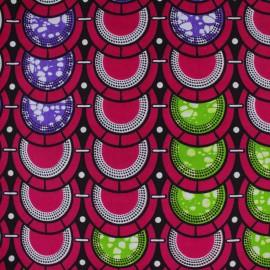 Tissu Wax Keyo x 10cm