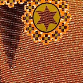 Tissu Wax Kirudi x 10cm