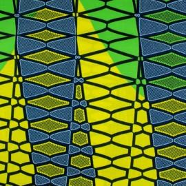 Tissu Wax Nubi x 10cm