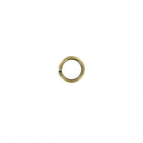 Open Jump Rings - Bronze