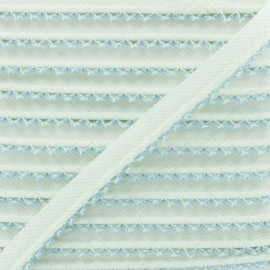 Picot Edge Piping Cord - Sky Blue x 1m