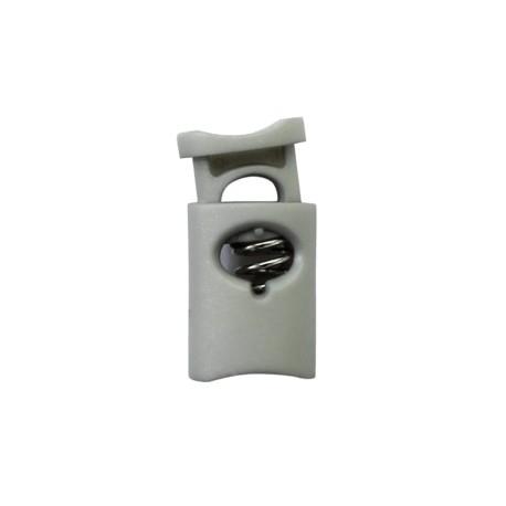 Arrêt Cordon Polyester 30 mm - Gris