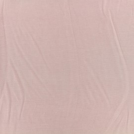 Douceur Modal jersey fabric - Blush x 10cm