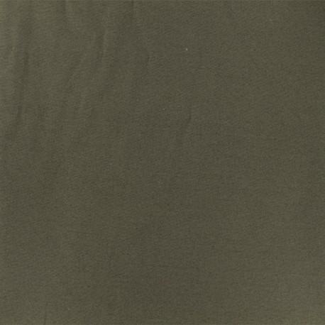 Douceur Modal jersey fabric - Black x 10cm