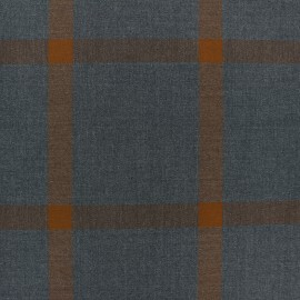 Tailor fabric - grey Bel Air x 10cm