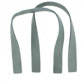 Square Bag-Handle - Stone x2