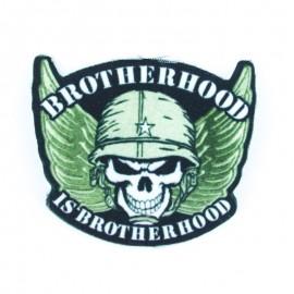 Brotherhood Iron-On Patch - Green