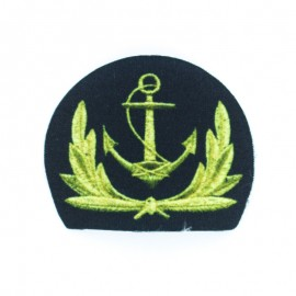 Marine Symbol Iron-on - Black