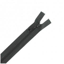 Fermeture Eclair® séparable synthétique moulée - gris anthracite