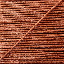 3 mm Lurex Cord - Cooper Réflexion x 1m