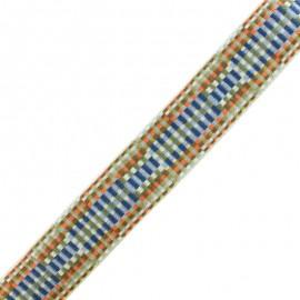 Sangle Polyester Okaino 40 mm - Bleu x 50cm