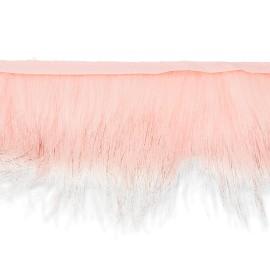 70 cm Faux Fur Collar - Pink Hiverno