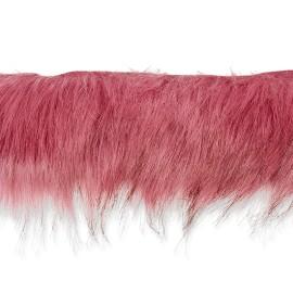 70 cm Faux Fur Collar - Purple Hiverno