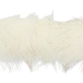 70 cm Faux Fur Collar - Ecru Hiverno
