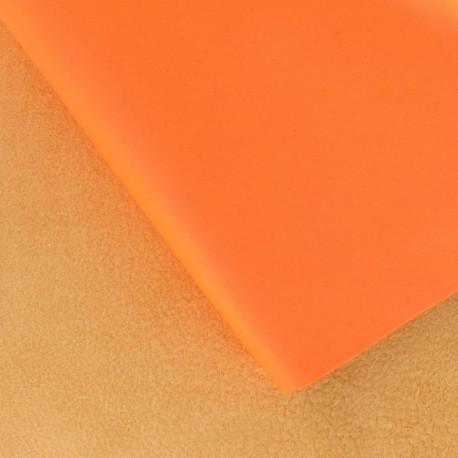Cuir fluo orange (2 tailles)