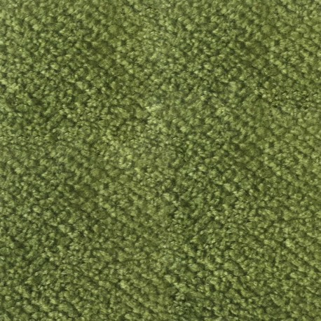 Velvet fabric moss - x 10cm