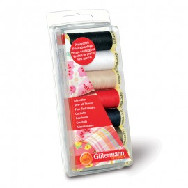 Polyester Sew-all Thread Set - Gutermann