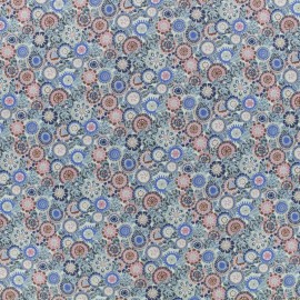 Liberty fabric - Sun gleam A - blue x 10cm