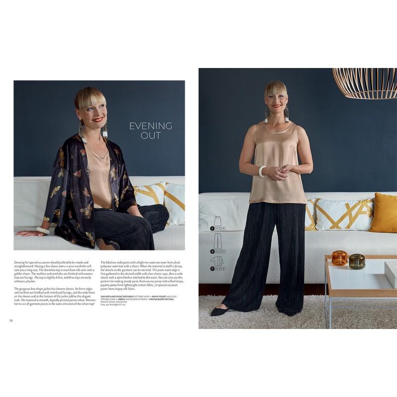 Design 52018 Patron Ottobre Femme qVjSMGLzUp