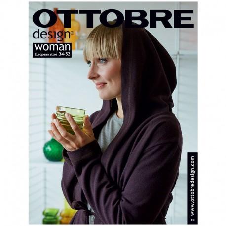 Patron Femme Ottobre Design - 5/2018