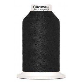Sew All Thread 1000 m - Black Gütermann Miniking