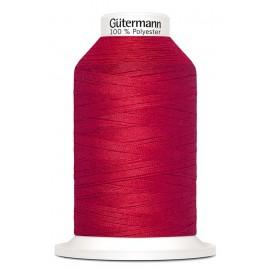 Cône fil à coudre Gütermann Miniking 1000 m - Rouge