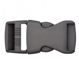 Side Release Buckle - Anthracite Grey