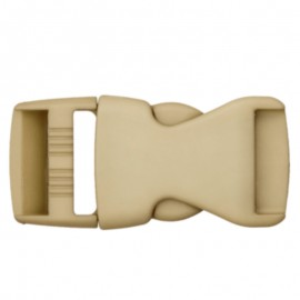 Side Release Buckle - Beige
