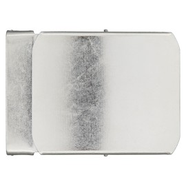 Metal Belt Buckle - Nickel Streety