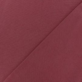 Cotton Fabric - wine x 10cm