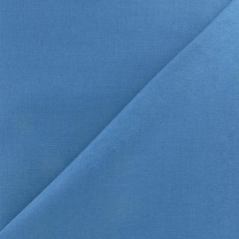 Cotton Fabric - blue grey x 10cm