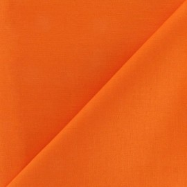 Cotton Fabric - orange x 10cm