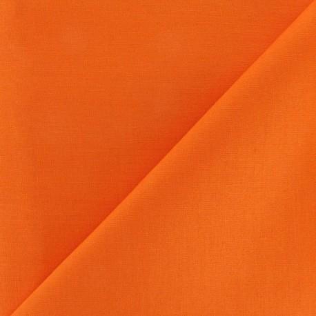 Cotton Fabric - orange x 10cm