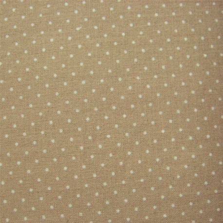 Mini Dots Fabric - String x 10cm