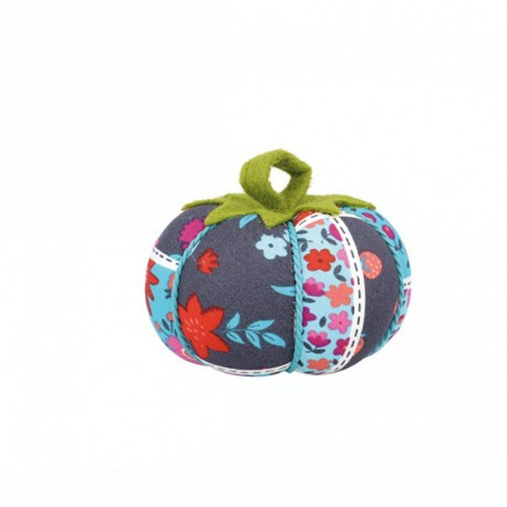 Tomato Pin Cushion - Fruit & Flower