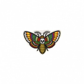Bikers Collection Iron-On Patch - Butterfly