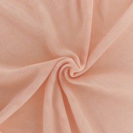 Luxury soft touch Tulle - Peach Pink x 10cm