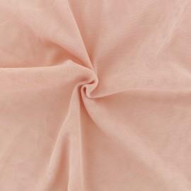 Tissu tulle doux Princesse - Rose Nude x10cm