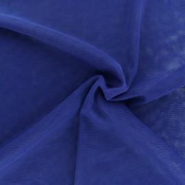 Tissu tulle doux Princesse - bleu royal x10cm