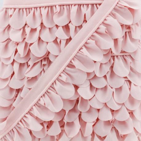 Petal Piping - Light Pink x 1m