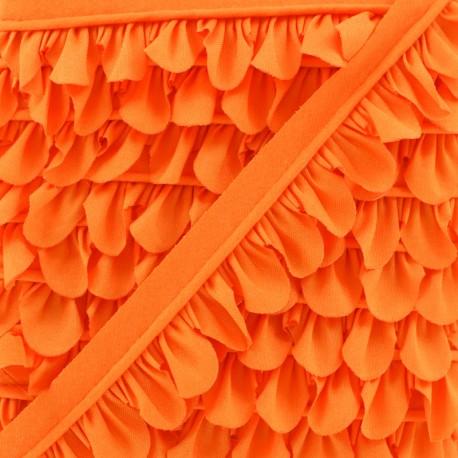 Passepoil Pétale - Orange x 1m