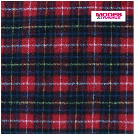 Tissu Lainage Scotland - Andrews x 10cm