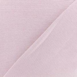 500 Rays Jersey fabric - light pink x 10cm
