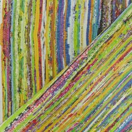 Simili cuir Malika - Multicolore x 10cm