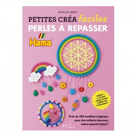 "Livre ""Petites créa faciles - Perles à repasser"""
