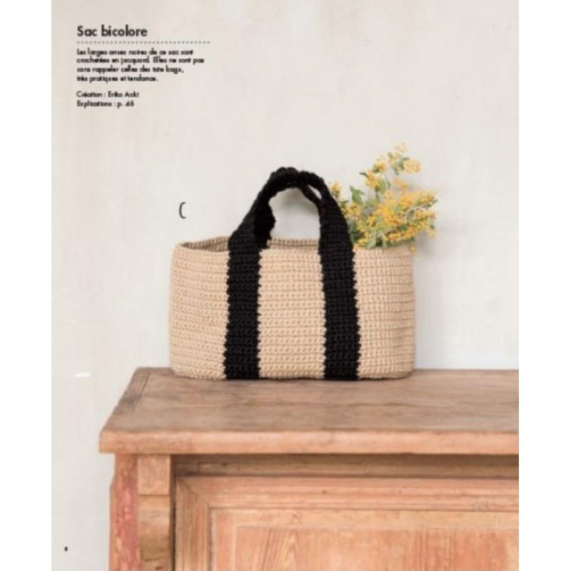 Au Livre Intemporels Crochet 26 Sacs l3c1FKJT